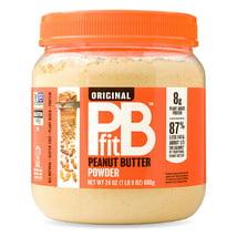 Peanut & Nut Butters: PBfit Peanut Butter Powder