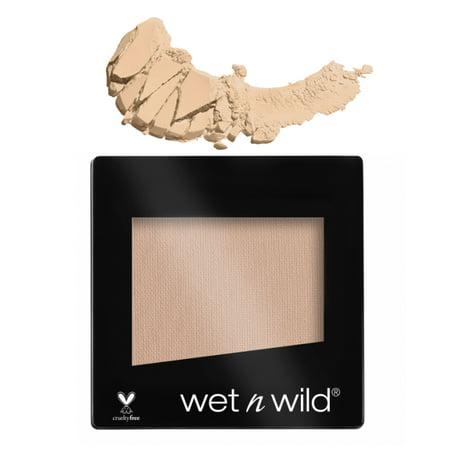(3 Pack) WET N WILD Color Icon Eyeshadow Single - Brulee