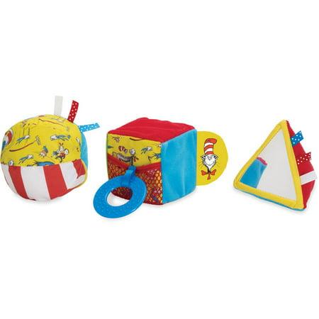 Manhattan Toy Dr. Seuss Chat en forme de chapeau Set Activité Bébé Jouet