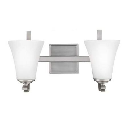 murray feiss vs20702 summerdale 2 light vanity light. Black Bedroom Furniture Sets. Home Design Ideas