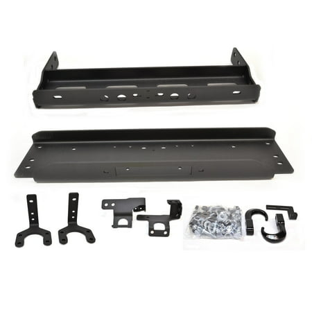 Winch Mounting Plate-Kit All Current Warn Winches Ex: (Warn Multi Mount Mounting)