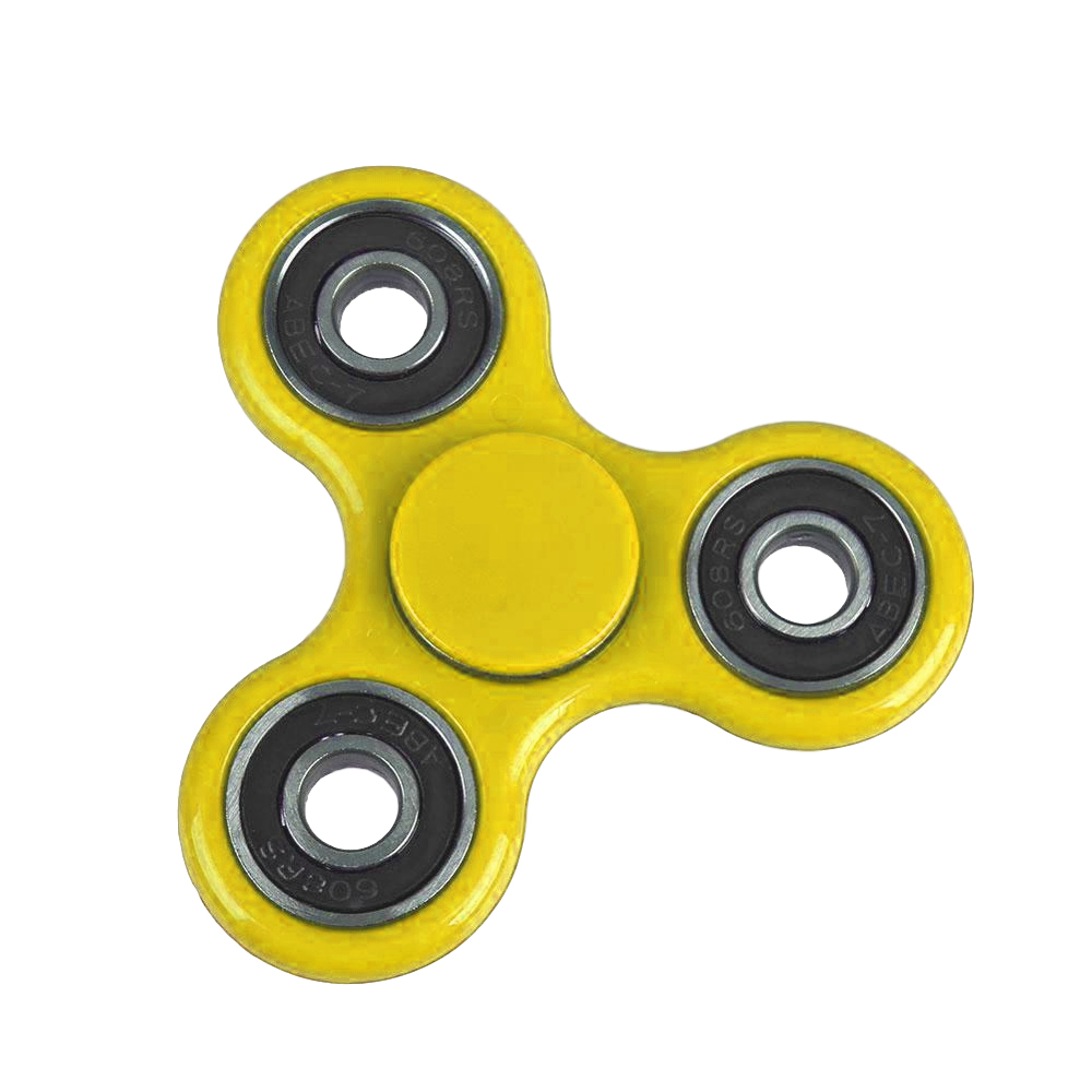 EDC. Fidget Spinner Toy Tri Hand Spinner- Stress & Anxiety Relief By Jamsonic.
