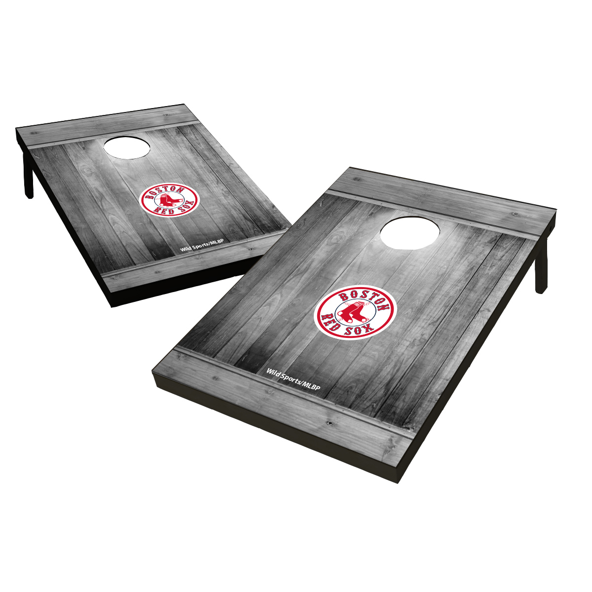 Tailgate Toss Wood MLB Boston Red Sox