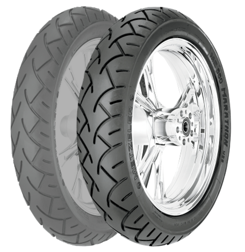 Metzeler ME880 Marathon Cruiser/Touring Radial Rear Tire ...