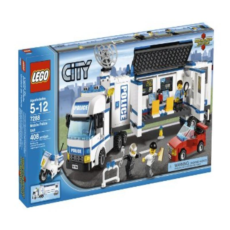 Lego Mobile Police Unit 7288 by