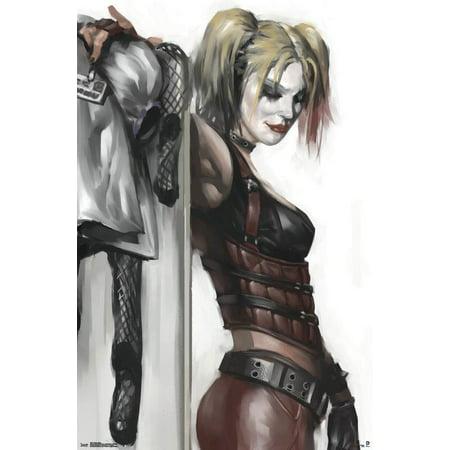 Harley Quinn (Harley Quinn Phone Wallpaper)