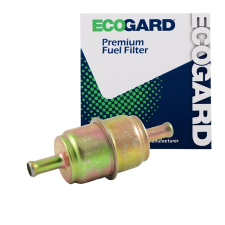 1987 Dodge Aries Engine - ECOGARD XF29160 Engine Fuel Filter - Premium Replacement Fits Chrysler Fifth Avenue, Town & Country, E Class / Dodge Diplomat, Omni, Aries, Caravan, Mini Ram, Charger / Chevrolet S10, S10 Blazer