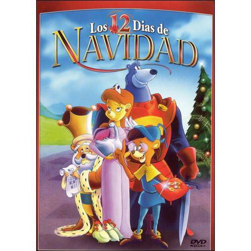 12 Dias De Navidad (Spanish) by GOODTIMES ENTERTAINMENT