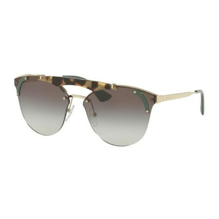 Sunglasses Prada PR 53 US SZ60A7 PALE GOLD/MEDIUM HAVANA/GREEN