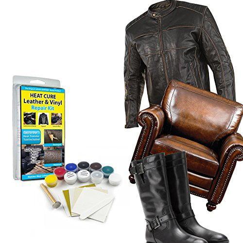 Liquid Leather Pro Leather and Vinyl Deluxe Repair Kit