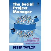 The Social Project Manager (Hardcover)