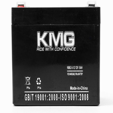 KMG 12V 5Ah Replacement Battery for First Power FP1240 FP1245 FP1250 FP1260 - image 1 of 3