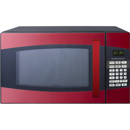 Sale Hamilton Beach 0 9cu Ft Microwave Oven Black
