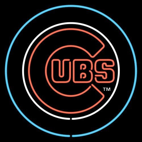 Imperial 63-2005 Chicago Cubs Neon Sign - DO NOT USE