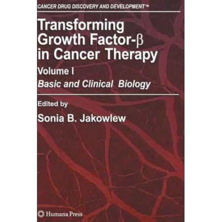 Transforming Growth Factor Beta In Cancer Therapy  Basic And Clinical Biology