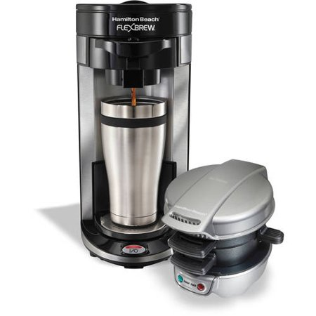 Coupons for Hamilton Beach Flexbrew Single Serve Coffeemaker Model 49995