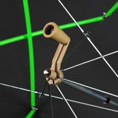 Fbest Extendable Knitting Umbrella Swift Wool Yarn String Winder Holder Hanks Skeins Line Yarn Rack Umbrella Support Holder Tool