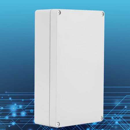 Yosoo Junction Box Wiring Connection Box Water-resistant IP65 ABS Project Enclosure Case Wiring Junction Box 200*120*56mm  - image 5 of 5