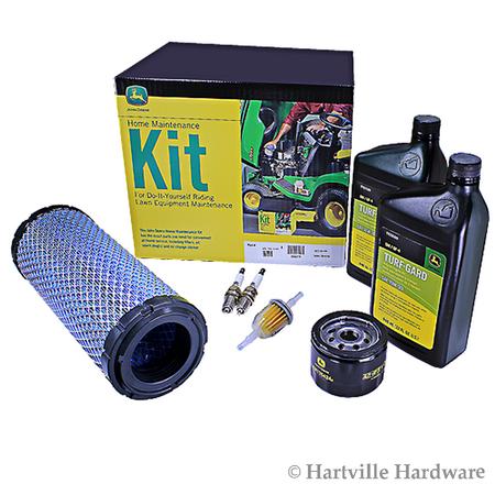 John Deere LG273 Home Maintenance Kit XUV 550 S4 Gator s/n 010001 and up John Deere Gator Accessories