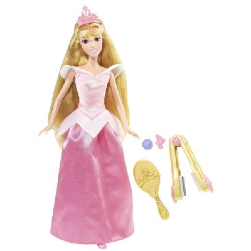 Disney Princess Crimp And Style Sleeping Beauty Doll