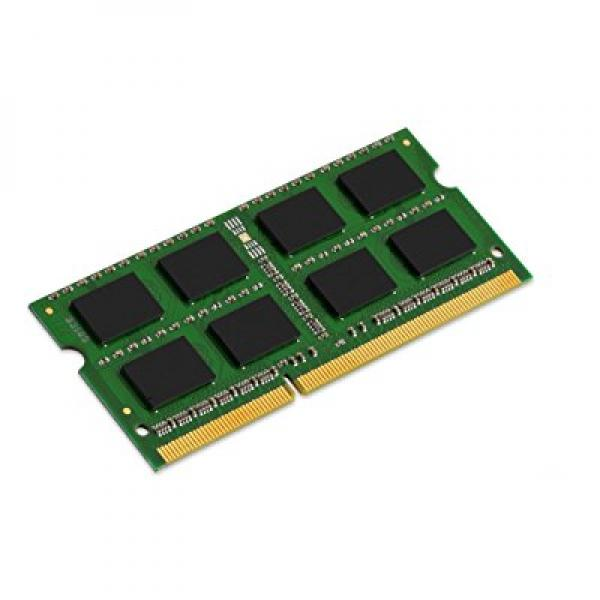 Kingston ValueRam 4GB PC3-10600 CL9 204-Pin SODIMM Notebook Memory KVR1333D3S9/4G