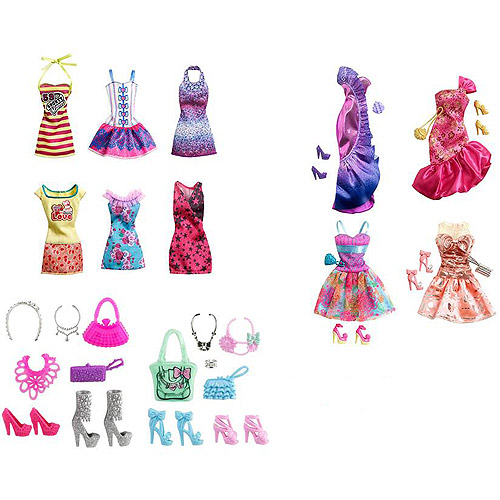 ***fast Track*** Barbie Closet Bundle