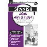 Spanish Made Nice & Easy