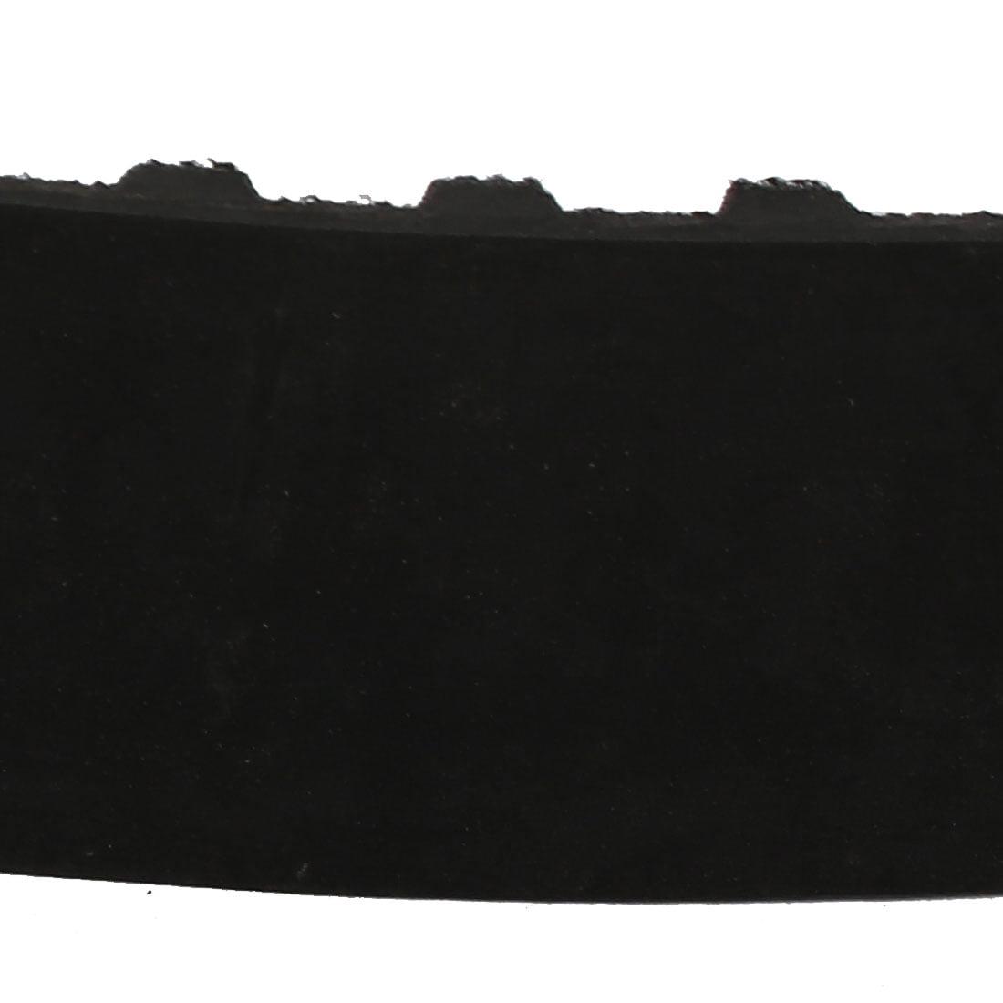 Unique Bargains 259L 69 Teeth 20mm Width 9.525mm Pitch Stepper Motor Rubber Timing Belt Black - image 2 de 3