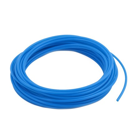 3mmx3.4mm PTFE Resistant High Temperature Blue Tubing 10 Meters 32.8Ft - image 2 of 2