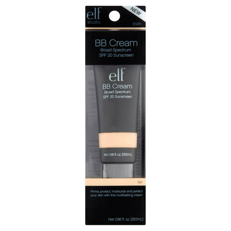 e.l.f. Cosmetics BB Cream SPF 20, Fair