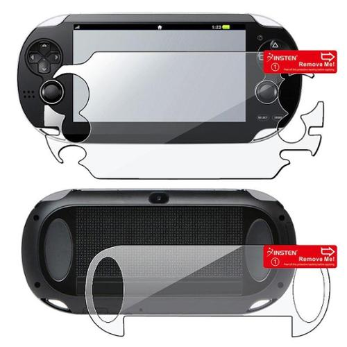 Insten Full Body Protector Guard For Sony PS Vita PSV