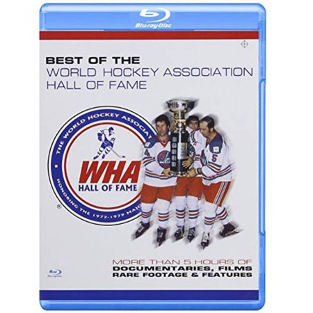 Best Of The World Hockey Association Hall Of Fame  Blu Ray
