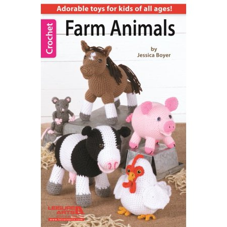 Farm Animals (Farm Animal Arts And Crafts)