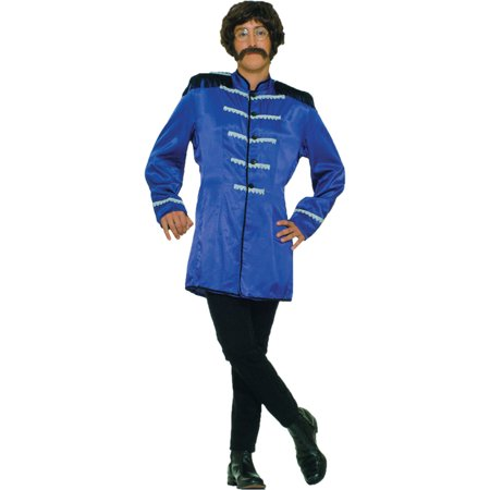 Morris Costumes Adult Mens Retro 1960S British Explosion Blue One Size, Style FM61800](1960s Costumes Ideas)