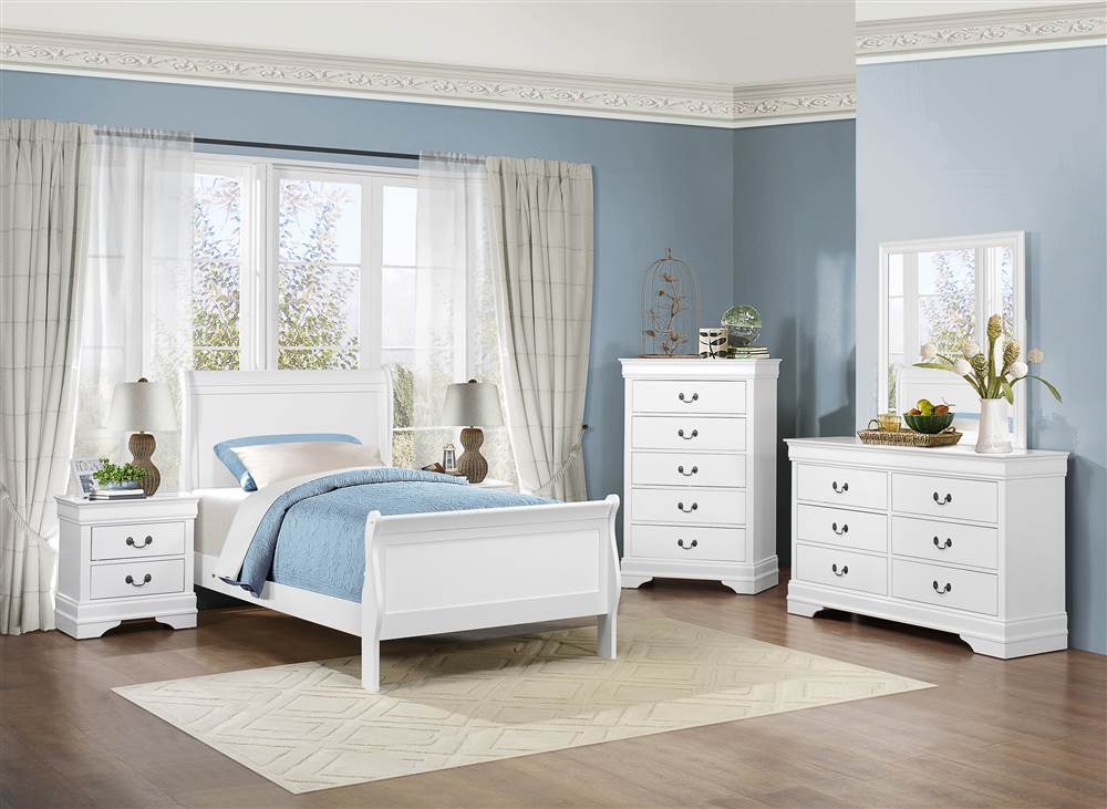 Twin  Twin   Full. Bedroom Sets   Walmart com