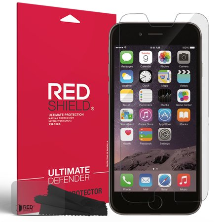 Made for Apple iPhone 7 Screen Protector, [Ultra HD Film][Lucid Crystal Clarity] Enhanced Touch Precision by