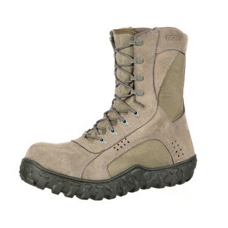 Mens Composite Toe Boots - Men's Rocky S2V Composite Toe Tactical Military Boot RKYC027