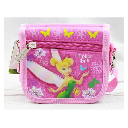 Tinker Bell Toys (String Wallet - Disney - Tinkerbell - Pink New Gift Toys Licensed)