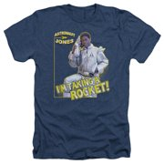 Saturday Night Live SNL Astronaut Jones Mens Heather Shirt