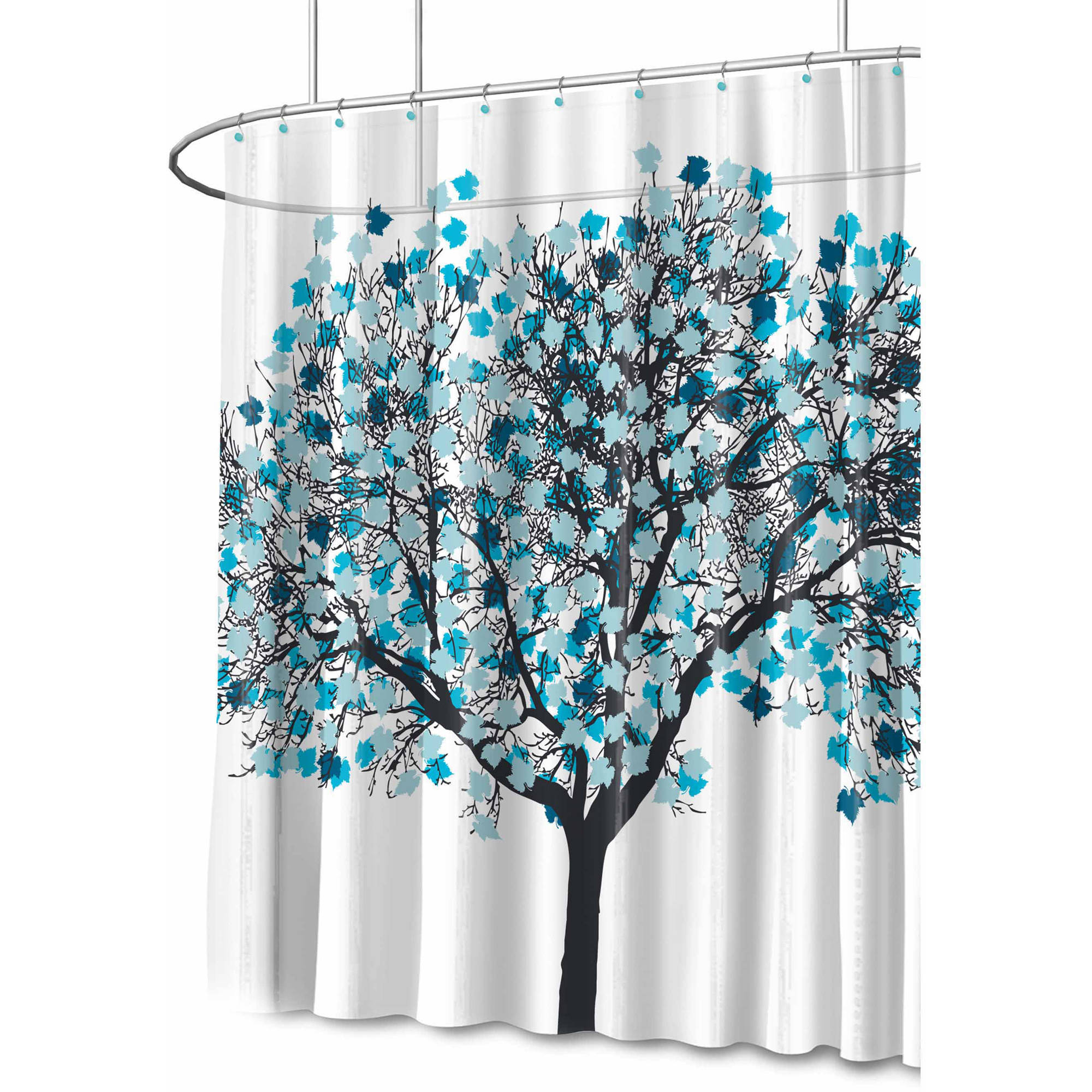 Splash Home PEVA Shower Curtain by Generic