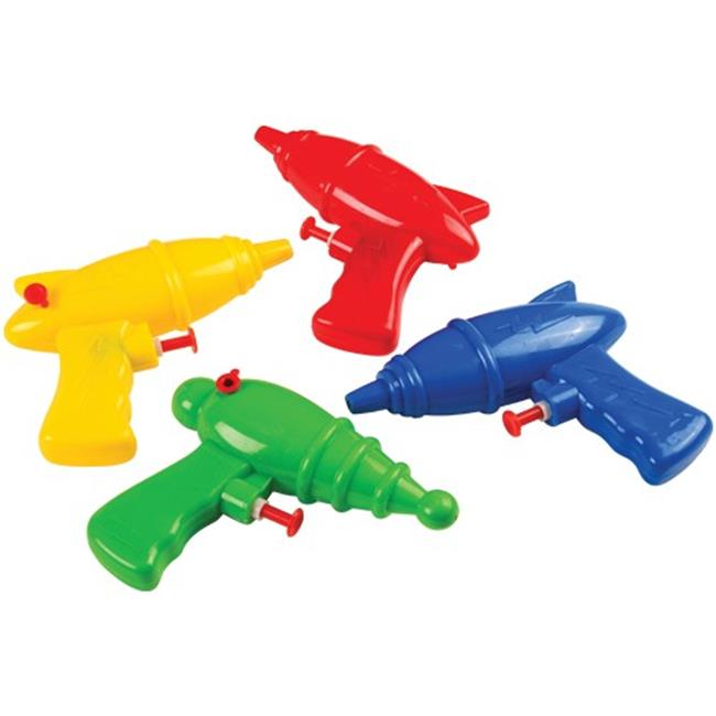 USToy GS851X8 Toy Superhero Water Guns 8 Per Pack Pack of 12 by USToy