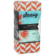 Saavy Naturals - Jojoba Handcrafted Soap Mango Papaya - 8 oz.