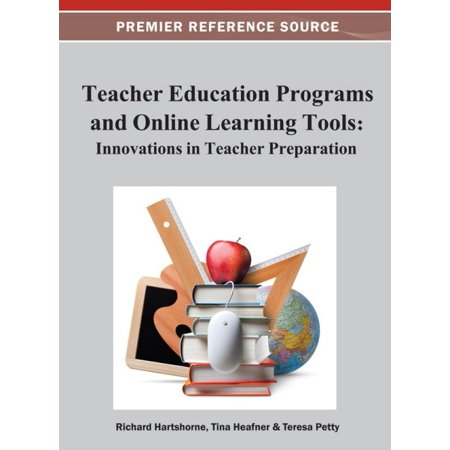 Teacher Education Programs And Online Learning Tools