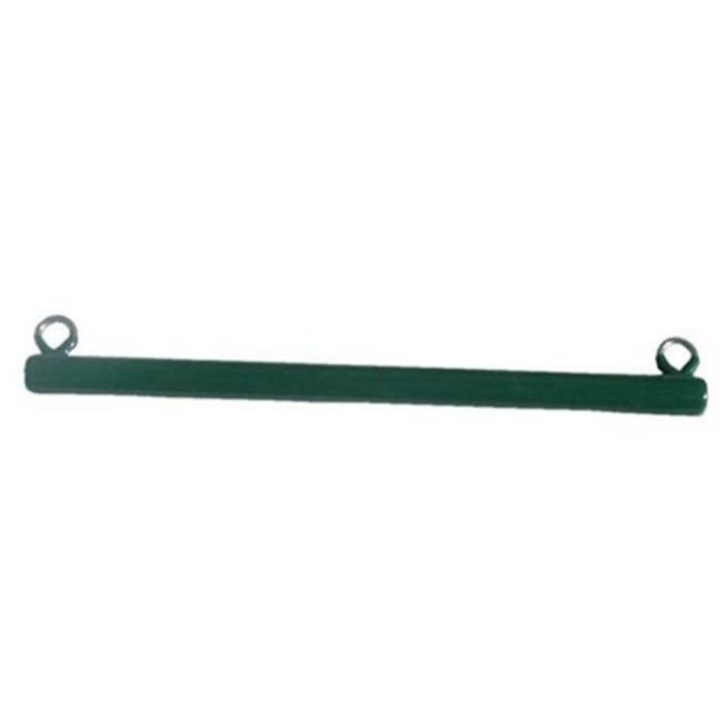 Jensen A165G Commercial Plastisol Coated Trapeze Bar - Green