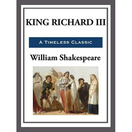 King Richard III - eBook