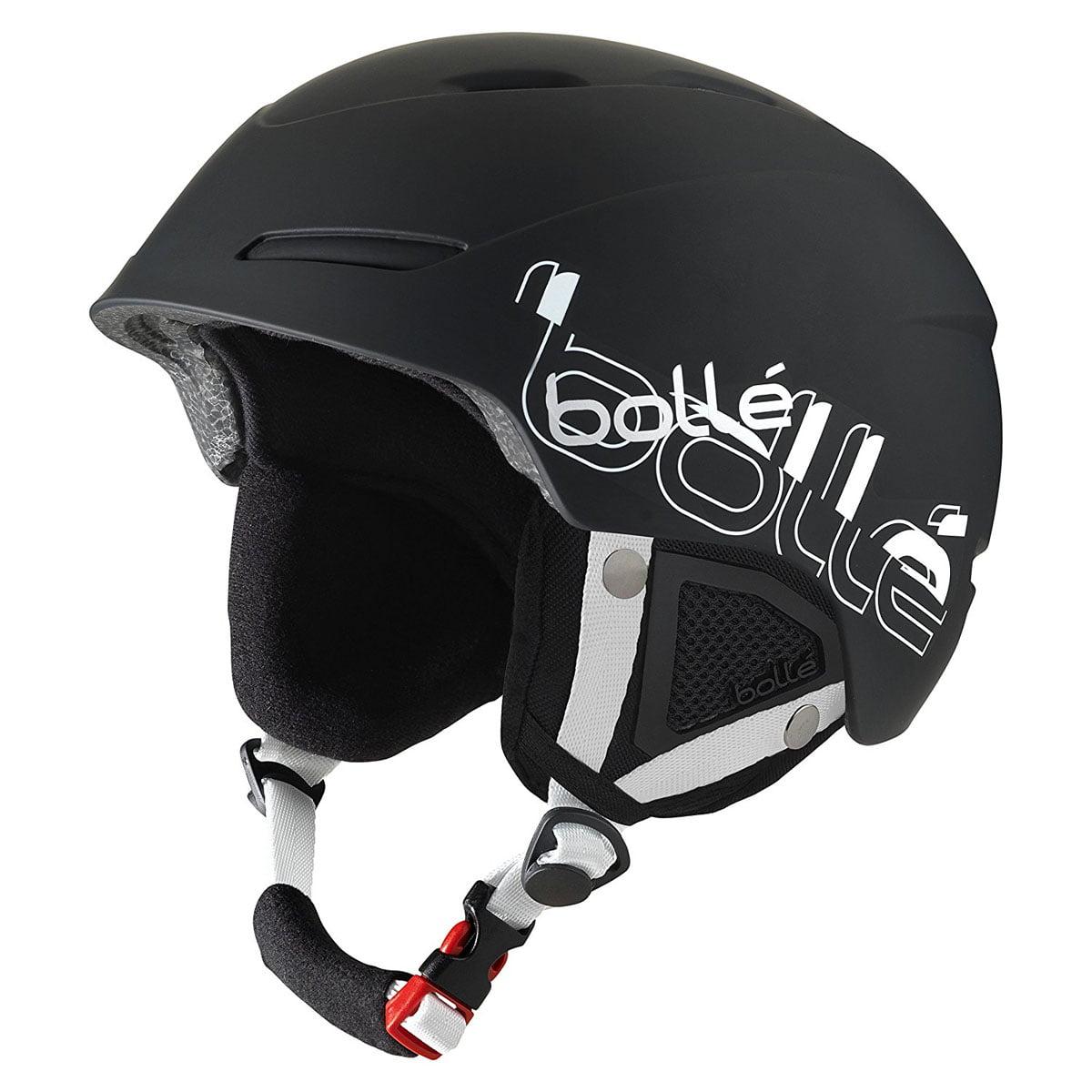 Bolle B-Yond Ski Helmet Black & White by Bolle
