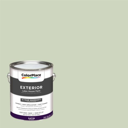 Colorplace Exterior Paint Iced Green Gr