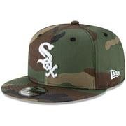 Chicago White Sox New Era Basic 9FIFTY Snapback Hat - Camo - OSFA