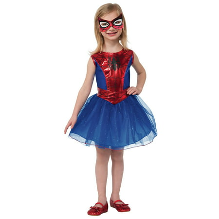 Spider Girl Tutu Costume for Kids (Spider Girl Costume Child)