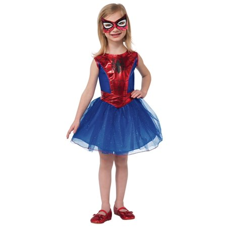 Spider Girl Tutu Costume for - Spider Girl Costumes
